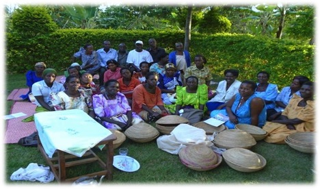 Members of the community in Kyotera hope to join a This Is EPIC VSL Group in 2015 to access money to boost our Basket making business.